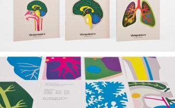 Identity | Stockholm Design Lab: Vårdapoteket