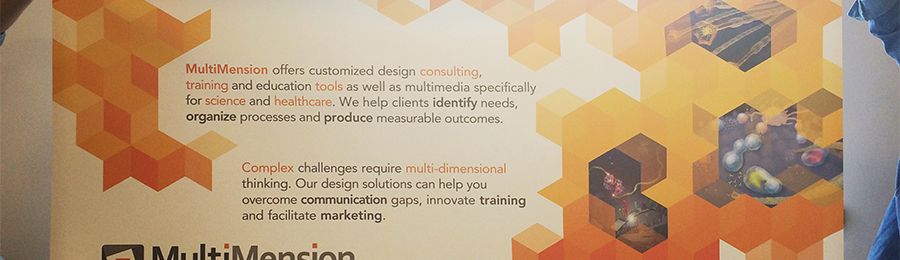MultiMension will have a booth at OCE Discovery 2014